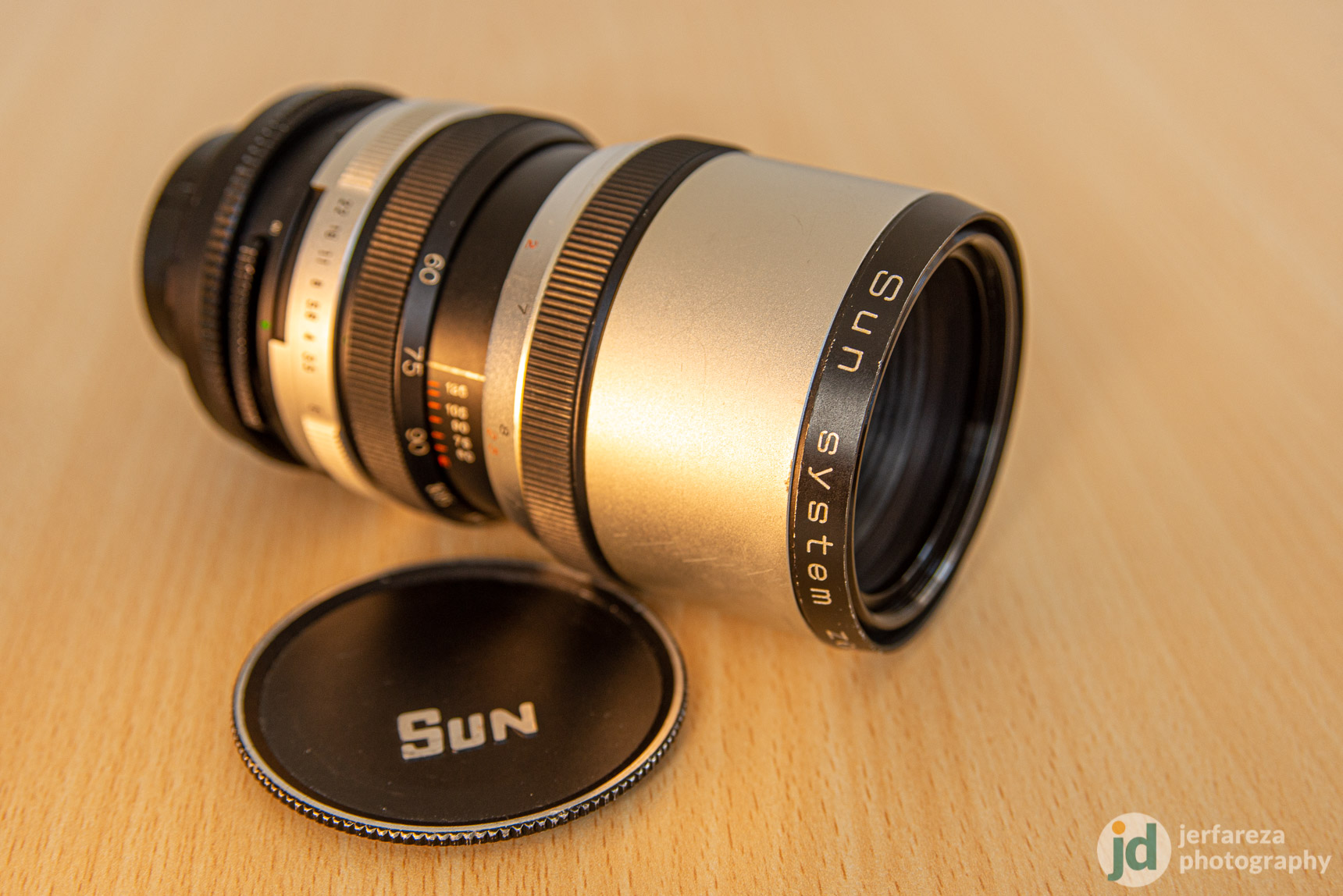 [Lens Review] Sun System 65-130mm f/3.5