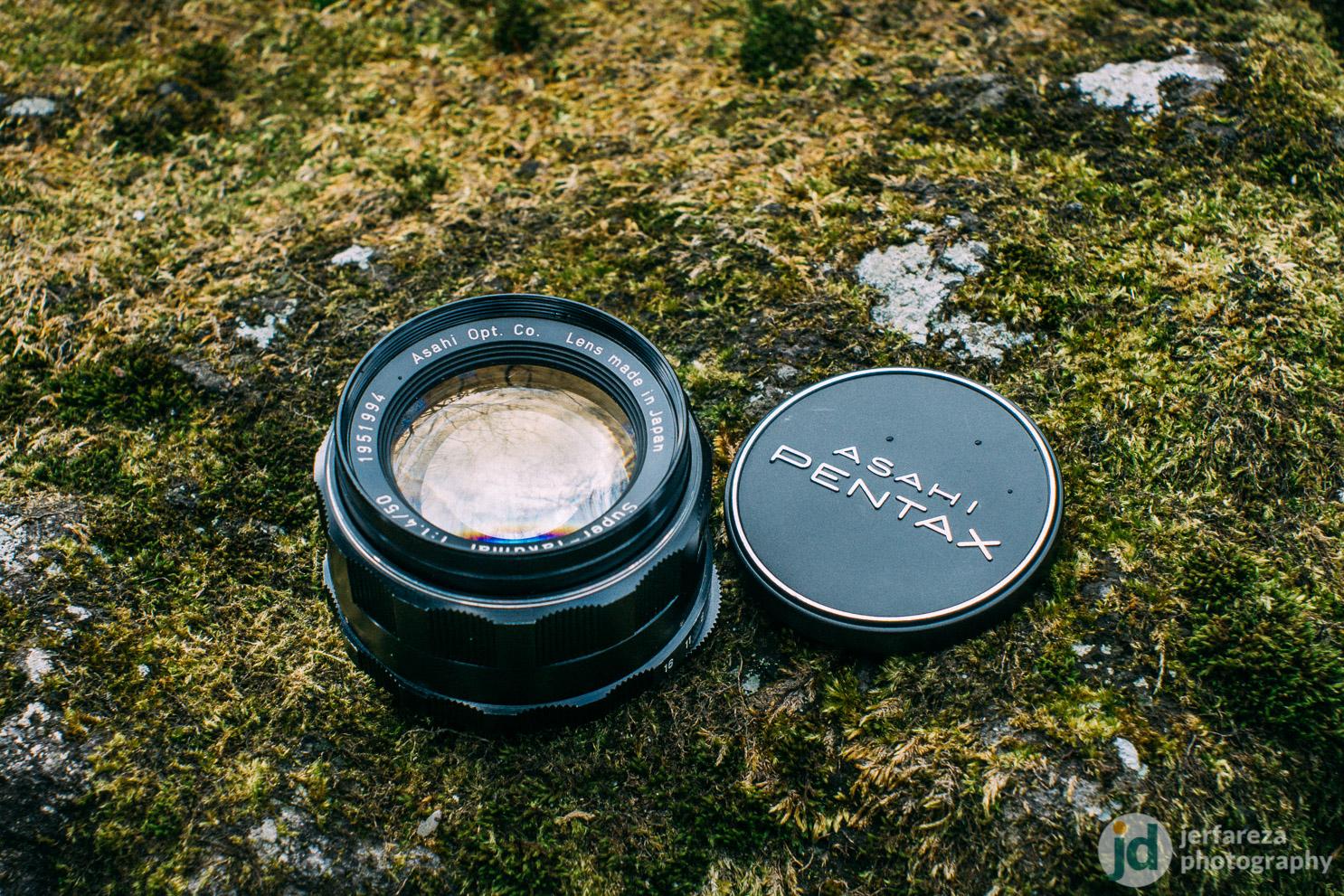 [Lens Review] Super Takumar 50mm f/1.4