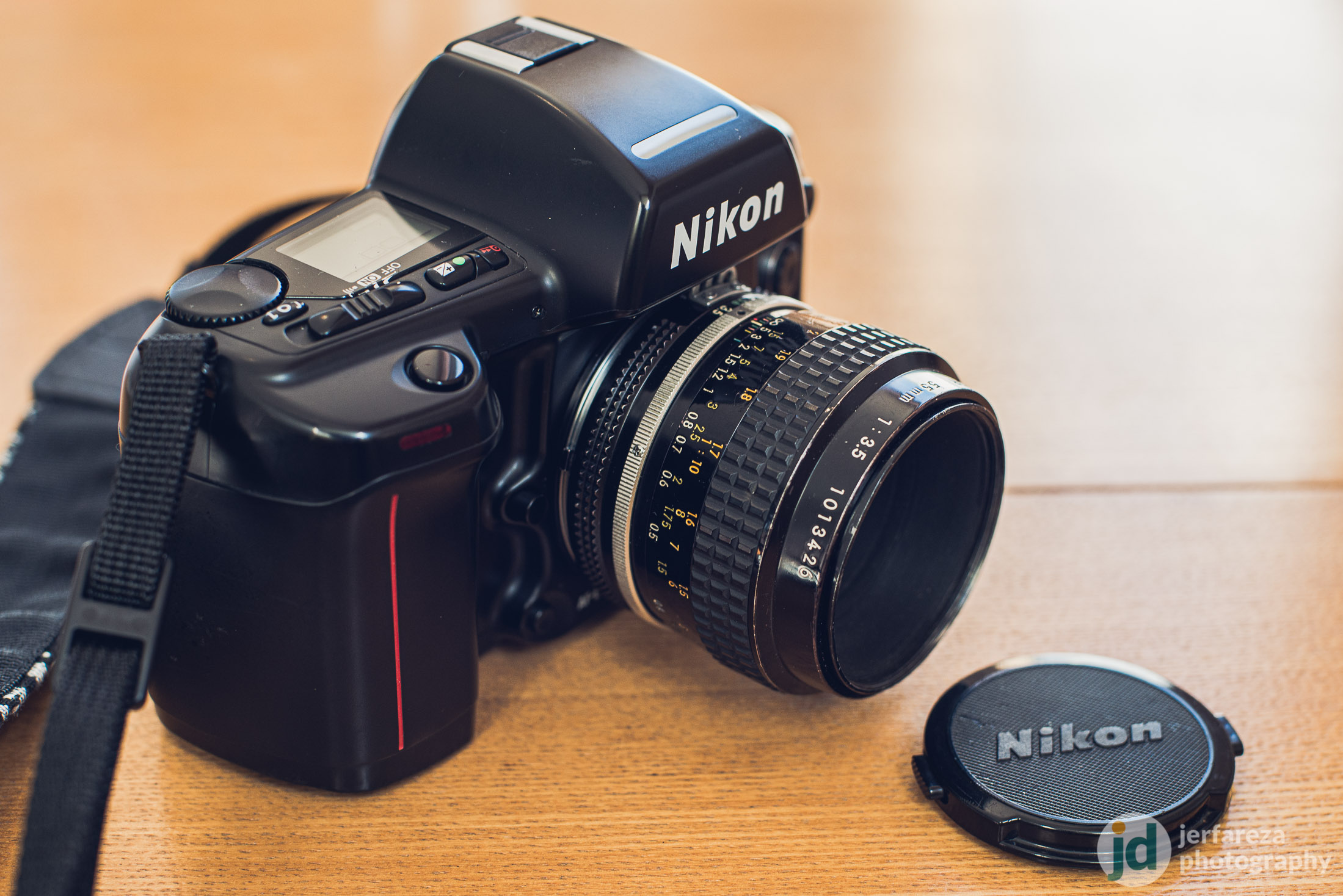 [Lens Review] Nikkor 55mm f/3.5 AI Micro