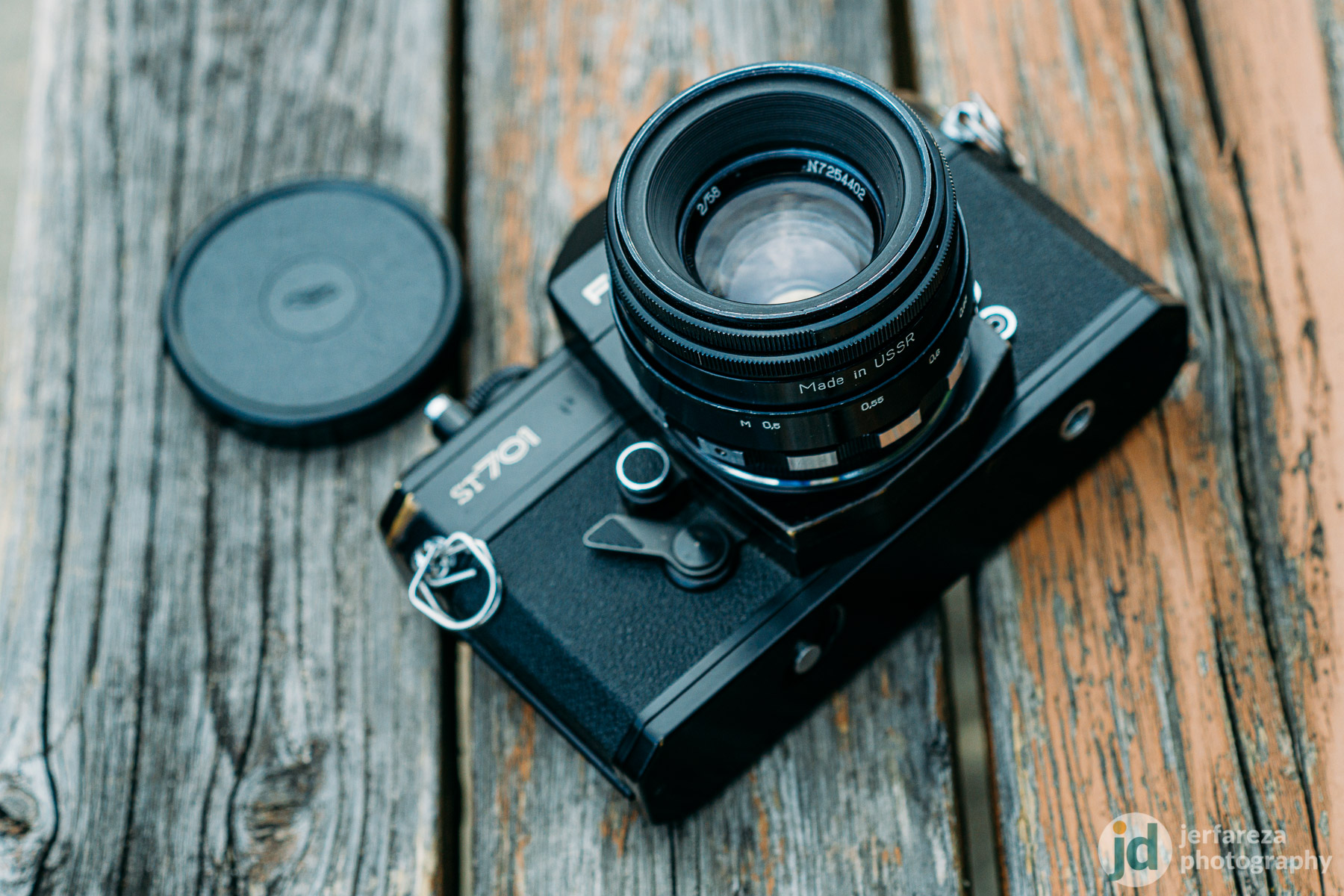 [Lens Review] Helios 44-2 58mm f2