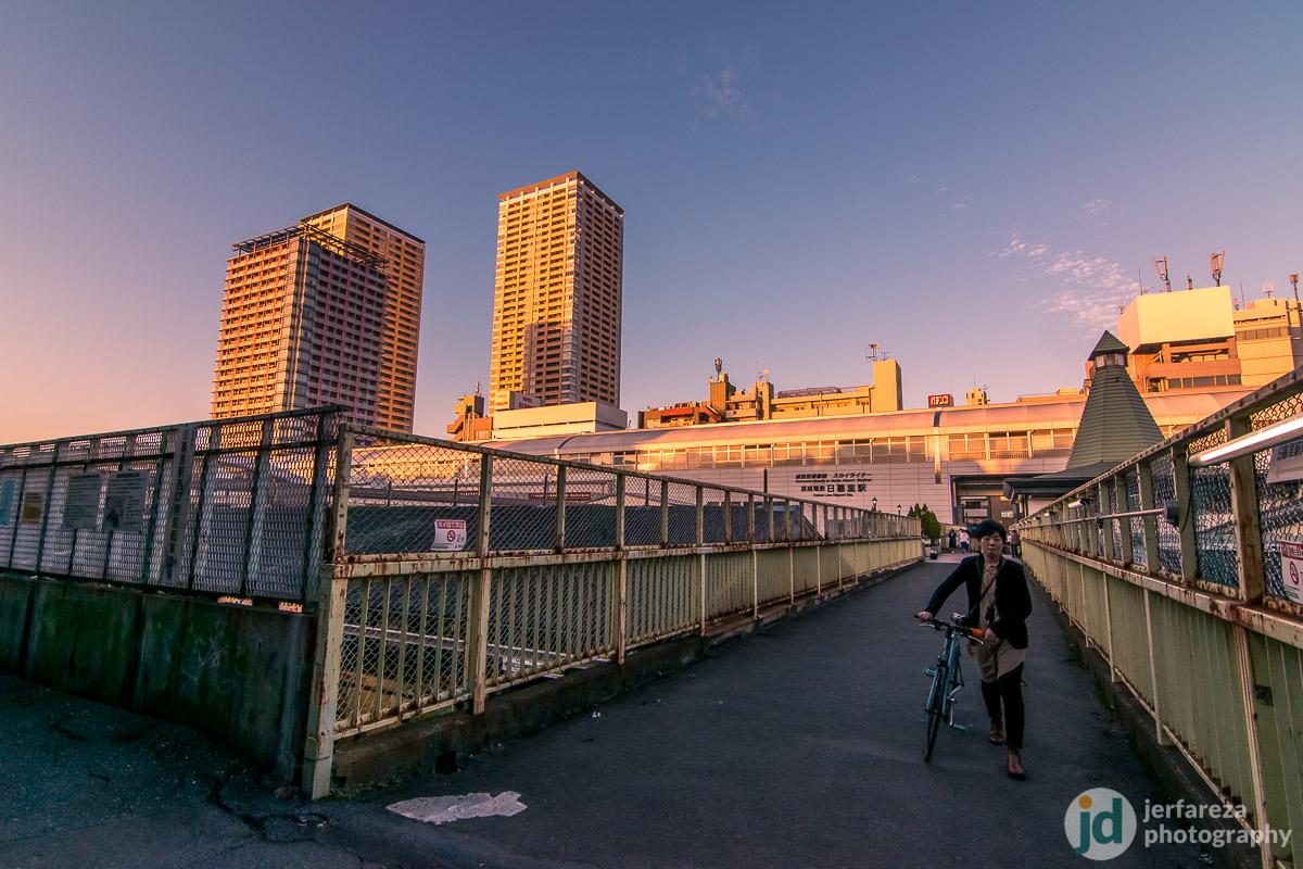 Rushing Tokyo in 3 Days: Part 1